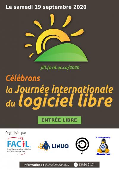 Journée internationale du logiciel libre 2020
